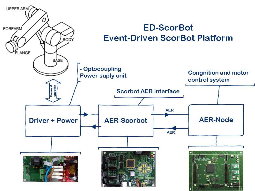 ED-ScorBot Scheme